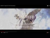 GAUNTLETの最新作のティーザーが遂に公開です!!