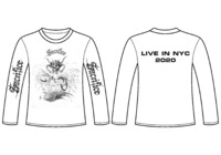 【SACRIFICE 2020 NYC公演限定Tシャツ2種類】